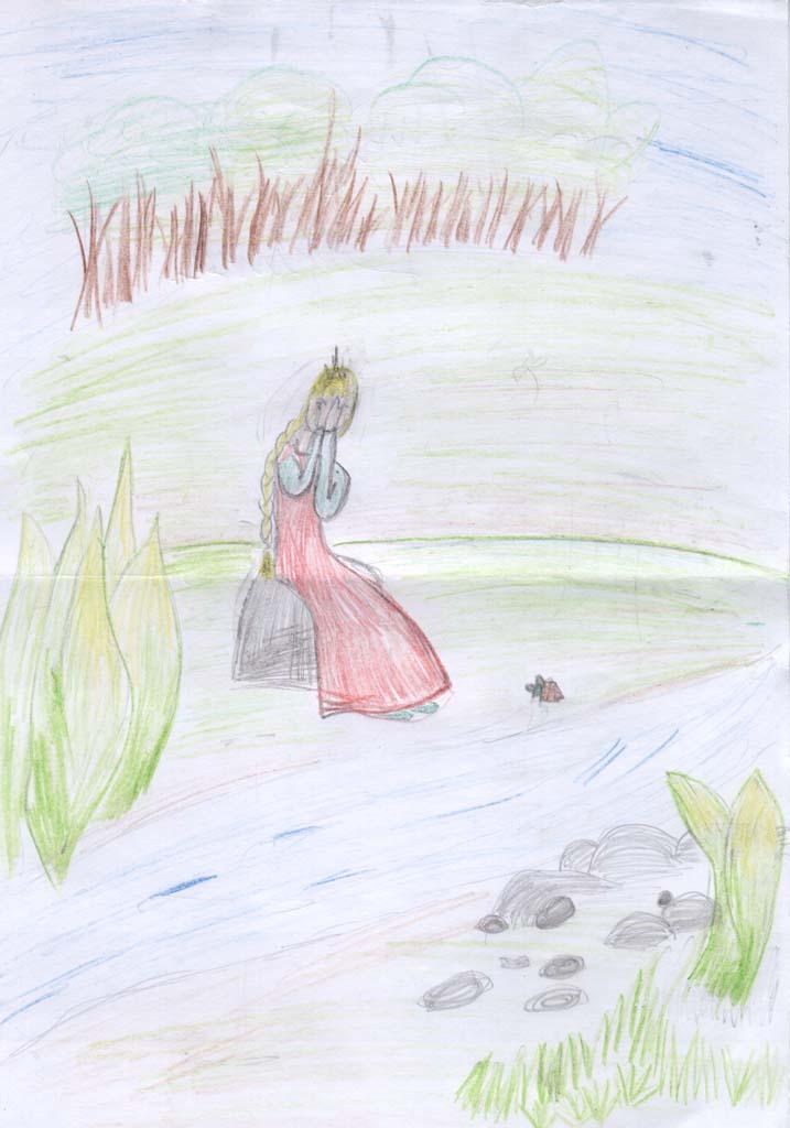 Рисунки к русским народным песенкам